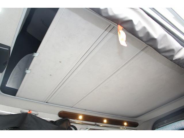 ケイワークス オーロラスタークルーズ クラシックバン ワンオーナー ポップアップルーフ ツインサブ FFヒーター 1500Wインバーター フレキシブルソーラーパネル シンク カセットコンロ 走行充電 外部充電 外部電源 アルパインBIG-X ETC(14枚目)