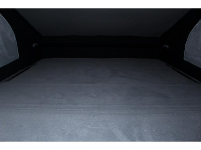 ケイワークス オーロラスタークルーズ クラシックバン ワンオーナー ポップアップルーフ ツインサブ FFヒーター 1500Wインバーター フレキシブルソーラーパネル シンク カセットコンロ 走行充電 外部充電 外部電源 アルパインBIG-X ETC(15枚目)