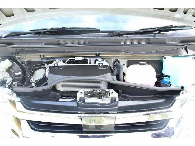 ケイワークス オーロラスタークルーズ クラシックバン ワンオーナー ポップアップルーフ ツインサブ FFヒーター 1500Wインバーター フレキシブルソーラーパネル シンク カセットコンロ 走行充電 外部充電 外部電源 アルパインBIG-X ETC(33枚目)