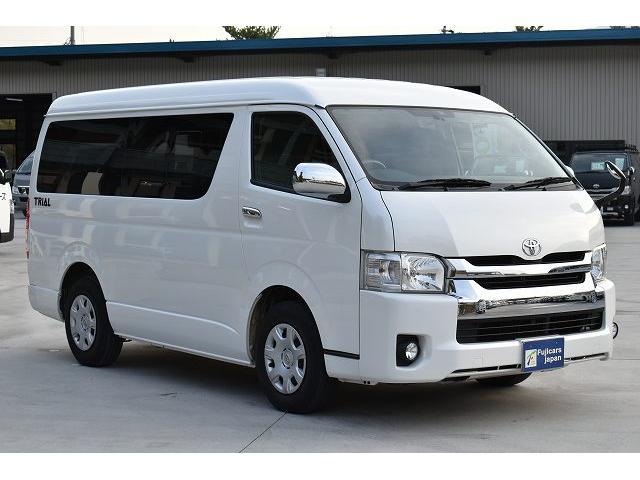 「トヨタ」「ハイエース」「ミニバン・ワンボックス」「兵庫県」の中古車4