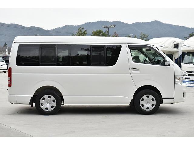 「トヨタ」「ハイエース」「ミニバン・ワンボックス」「兵庫県」の中古車5