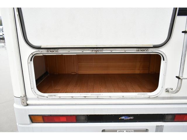 グローバル アスリート サブバッテリー FFヒーター シンク 冷蔵庫 350Wインバーター 走行充電 外部充電 外部電源 ルーフベント サイドオーニング 架装部TV テーブル 地デジアンテナ リアヒーター リアクーラー(55枚目)