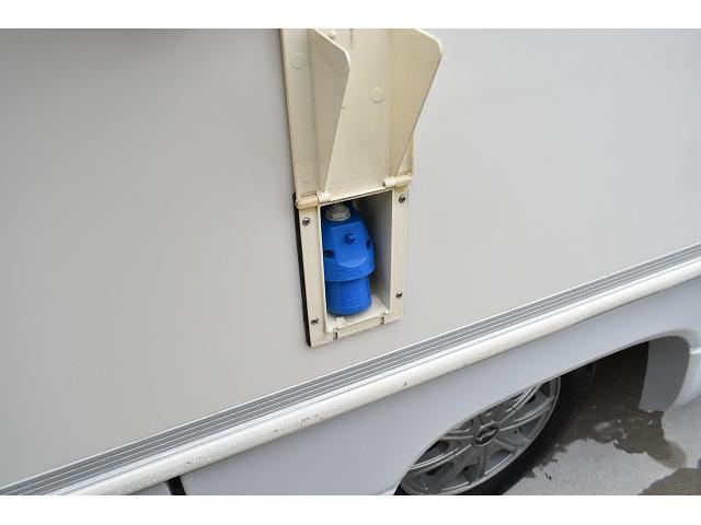 グローバル アスリート サブバッテリー FFヒーター シンク 冷蔵庫 350Wインバーター 走行充電 外部充電 外部電源 ルーフベント サイドオーニング 架装部TV テーブル 地デジアンテナ リアヒーター リアクーラー(57枚目)
