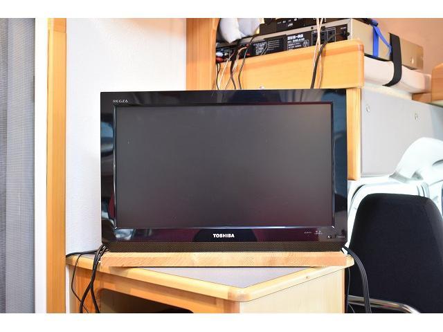 AtoZ アミティ ツインサブ 1500Wインバーター 電子レンジ シンク カセットコンロ 冷蔵庫 マックスファン 架装部TV 走行充電 外部充電 外部電源 社外ナビ フルセグ バックカメラ ETC ドラレコ キーレス(34枚目)