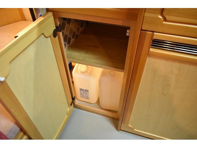 AtoZ アミティ ツインサブ 1500Wインバーター 電子レンジ シンク カセットコンロ 冷蔵庫 マックスファン 架装部TV 走行充電 外部充電 外部電源 社外ナビ フルセグ バックカメラ ETC ドラレコ キーレス(49枚目)