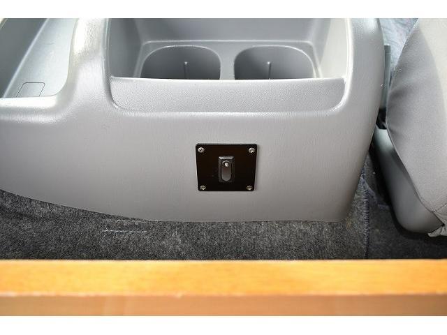 オリジナル キャンピング ツインサブ 1500Wインバーター 電子レンジ シンク 冷蔵庫 走行充電 外部充電 ガゼルアンテナ サイドオーニング 社外メモリーナビ バックカメラ ワンセグ ETC フリップダウンモニター HID(37枚目)
