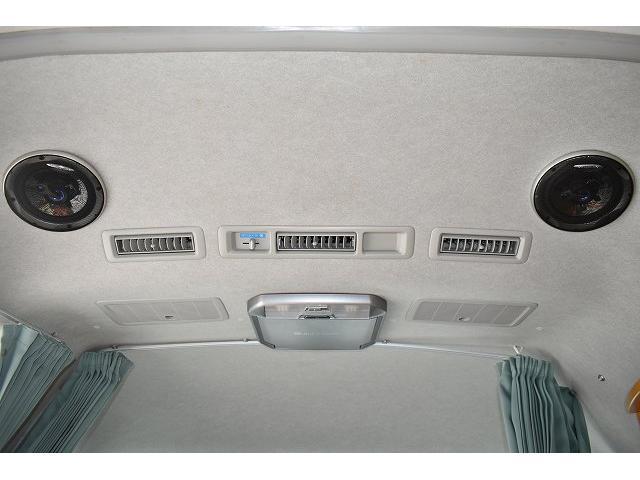 オリジナル キャンピング ツインサブ 1500Wインバーター 電子レンジ シンク 冷蔵庫 走行充電 外部充電 ガゼルアンテナ サイドオーニング 社外メモリーナビ バックカメラ ワンセグ ETC フリップダウンモニター HID(38枚目)