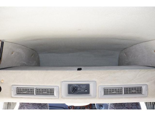 レクビィ サライ ワンオーナー サブバッテリー FFヒーター シンク ポリタンク 走行充電 外部充電 外部電源 ミニファン テーブル 社外HDDナビ フルセグ バックカメラ ETC リアクーラー リアヒーター(35枚目)