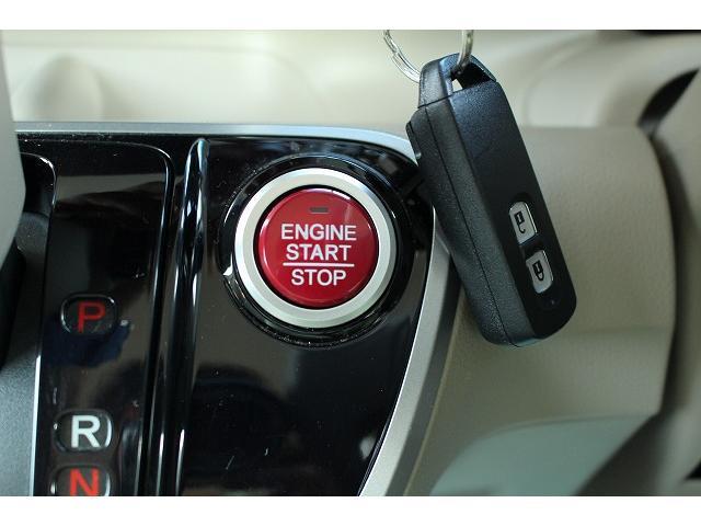 ☆プッシュスタート車です。鍵を車内へとお持ちいただければ鍵をささなくてもエンジンを始動させることができます!