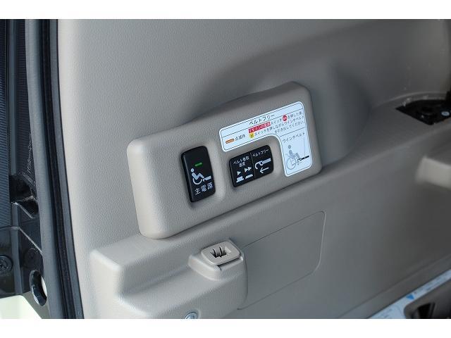 こちらのスイッチでウインチ等の電源を入れご使用することが可能です。