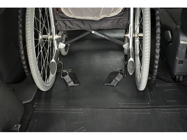 スロープ スロープ 電動ウインチ 車椅子電動固定装置 4WD(5枚目)