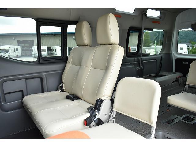 福祉車両 リアリフト 車椅子2基 電動固定装置 Bカメラ(13枚目)