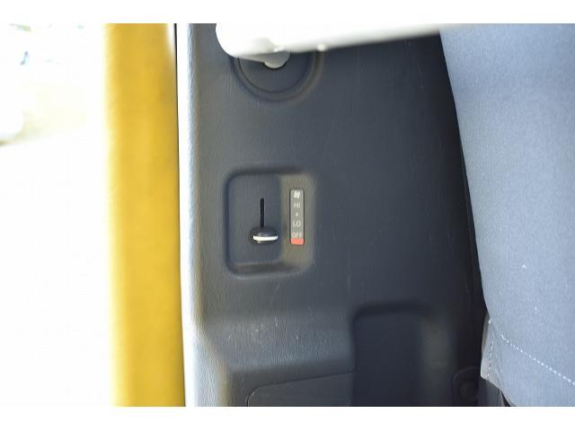 福祉車両 ディーゼル リアリフト 車椅子2基 電動固定(13枚目)