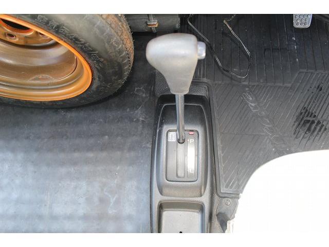 移動販売車 キッチンカー ケータリングカー 軽貨物4ナンバー登録車 1槽シンク LPG用給湯器 ポンプ ミニファン 販売カウンター 開口口3か所 AT 常時ミラーモニター アルミフロア 照明 作業台(21枚目)