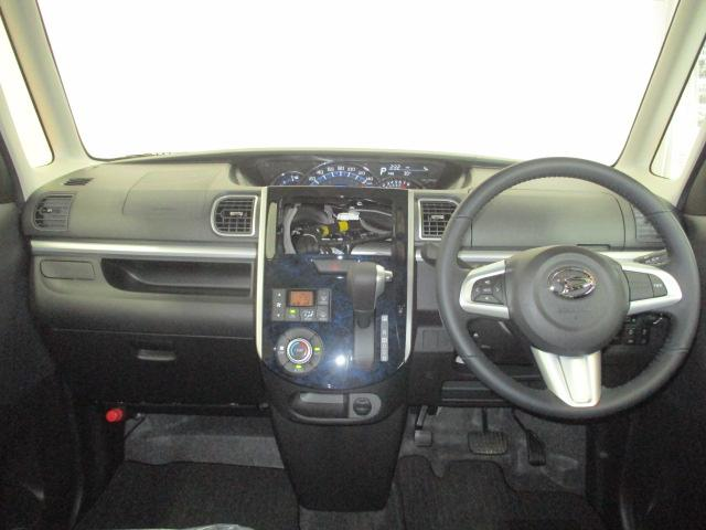 スッキリとしたデザインで上質感のある運転席まわりです☆居心地のよい運転席なので、長時間、車内にいても快適に過ごすことができます☆