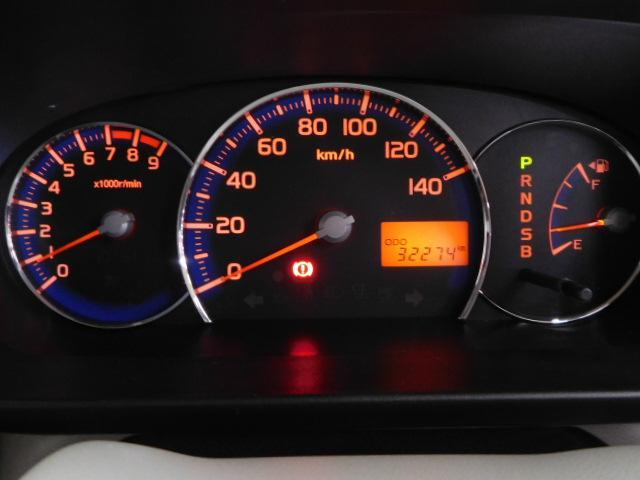 みやすいメーター!シンプルなので、走行中のメーターチェックもしやすい☆ガソリン残量もわかりやすいのがポイントです♪