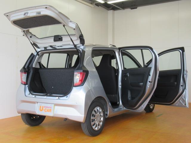 L SAIII -サポカー対象車- スマアシ エアコン パワーウインドウ パーキングセンサー キーレス(9枚目)