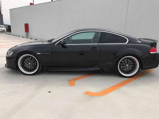 BMW BMW 650i ETC 左H 21AW ENERGYフルエアロ