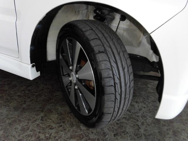 スズキ ワゴンRスティングレー T 社外ナビ ワンセグ HIDヘッドライト フォグ
