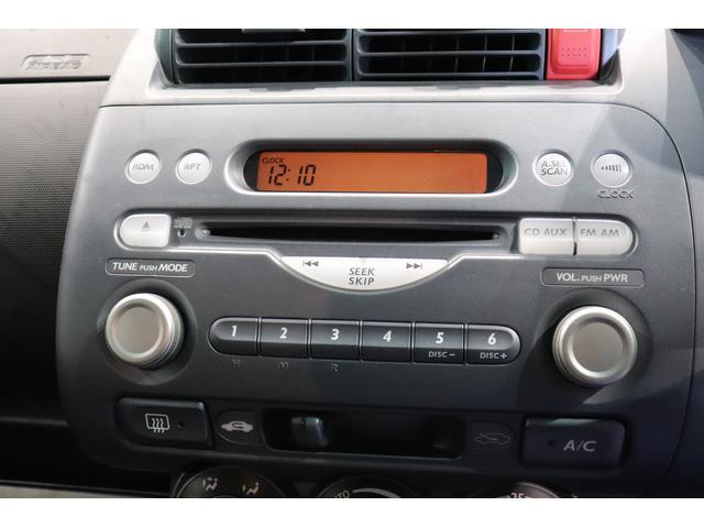 ホンダ フィット W Sパッケージ CDオーディオ キーレス ETC