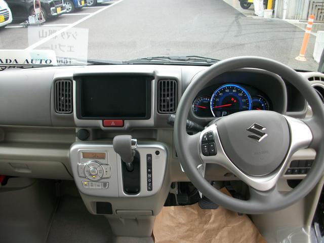 スズキ エブリイワゴン PZターボ 左側電動スライドドア 衝突軽減ブレーキ