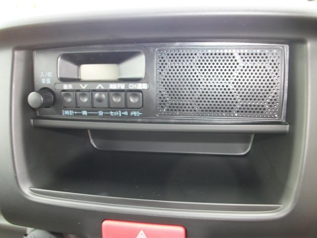 PA 両側スライドドア ラジオ付き スペアキー(2枚目)