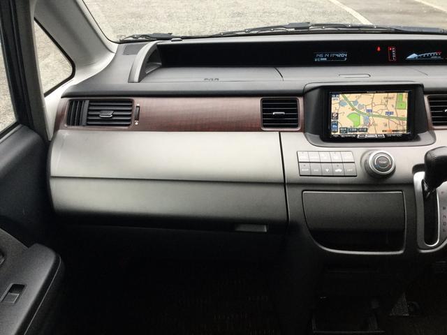 ホンダ ステップワゴン 24Z 両側電動スライドドア ストラーダナビ ETC付