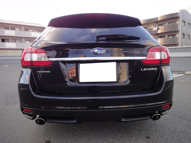 スバル レヴォーグ 1.6GTアイサイトSスタイル・新車保障・ワンオーナー