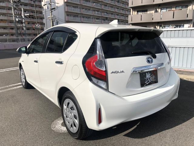 「トヨタ」「アクア」「コンパクトカー」「大阪府」の中古車7
