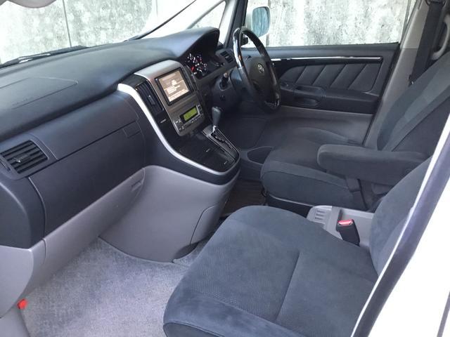 トヨタ アルファードV AS人気の後期モデル 車検付 両側パワースライドフォグHID