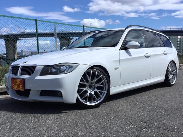 「BMW」「BMW」「ステーションワゴン」「大阪府」の中古車7