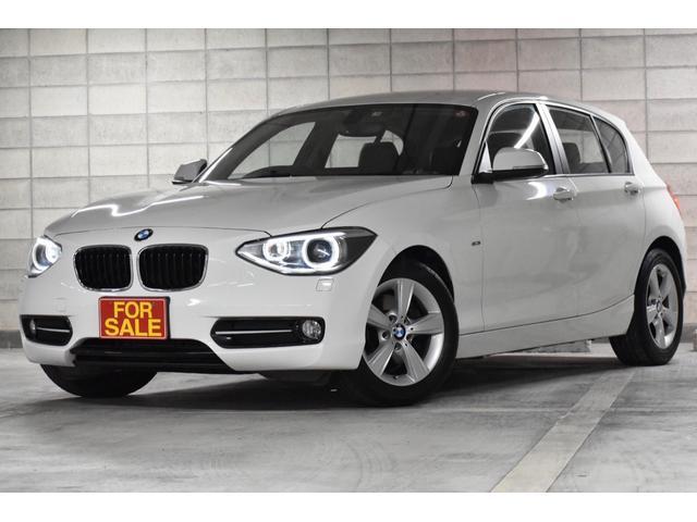 「BMW」「1シリーズ」「コンパクトカー」「大阪府」の中古車7