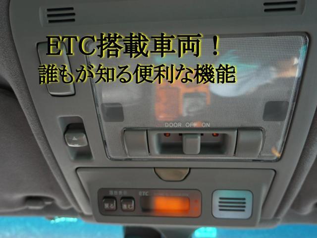 ●ETC車載器を装備しておりますので、高速走行もラクラクです!!