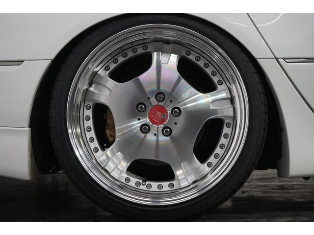 トヨタ セルシオ 全国陸送無料レオンハルト20AW黒革BカメSR車高調HID