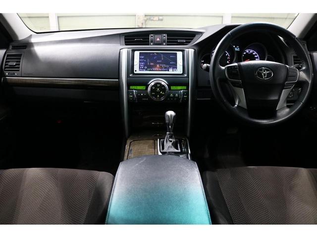トヨタ マークX RDSG's仕様ワーク20AW新車高調アクリルテールBカメ