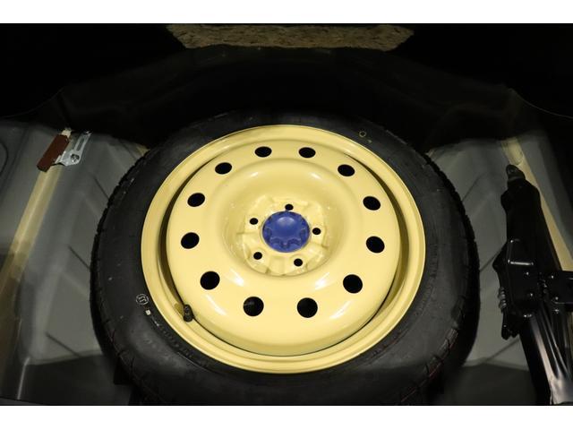 ●現行車では少なくなってきたスペアタイヤも装備☆いざという時にも安心です!!