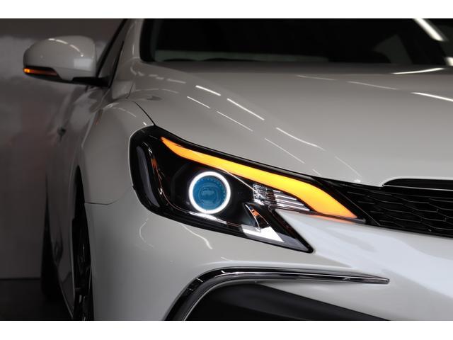 ●シーケンシャルウィンカーに、カラーアイも搭載!!!このヘッドライト一つで雰囲気がとても変わりますよ!!!
