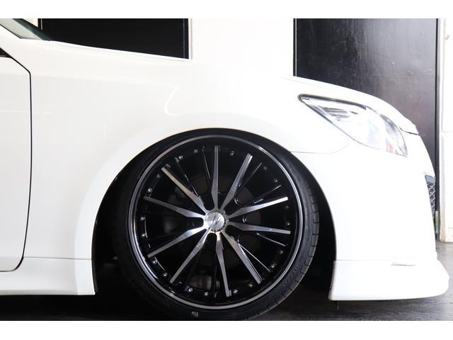 新社外ホイール20AWTEIN車高調HDD(16枚目)