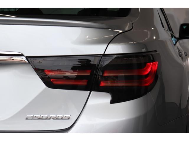 250RDS 新品WORKレイバー19AW/新品フルタップ式TEIN車高調/新品スモークテール/ハーフレザーシート/バックカメラ/ETC/クルコン/パドルシフト/シートヒーター(34枚目)