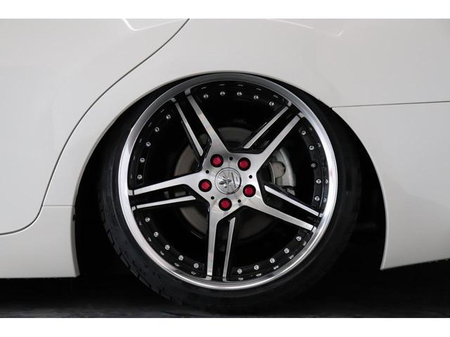250S ファイナルエディション 新品モデリスタハーフエアロ/新品フルタップ式TEIN車高調/新品デュランダルWORK19AW/新品タイヤ/パドルシフト/クルコン/シートヒーター(5枚目)