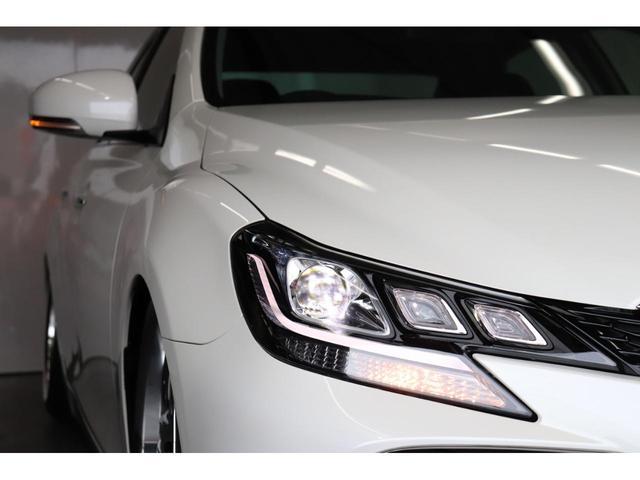 250S ファイナルエディション 新品モデリスタハーフエアロ/新品フルタップ式TEIN車高調/新品デュランダルWORK19AW/新品タイヤ/パドルシフト/クルコン/シートヒーター(7枚目)