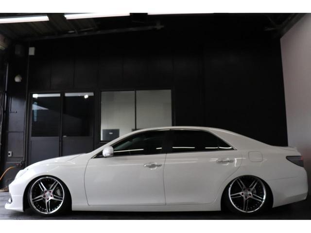250S ファイナルエディション 新品モデリスタハーフエアロ/新品フルタップ式TEIN車高調/新品デュランダルWORK19AW/新品タイヤ/パドルシフト/クルコン/シートヒーター(10枚目)