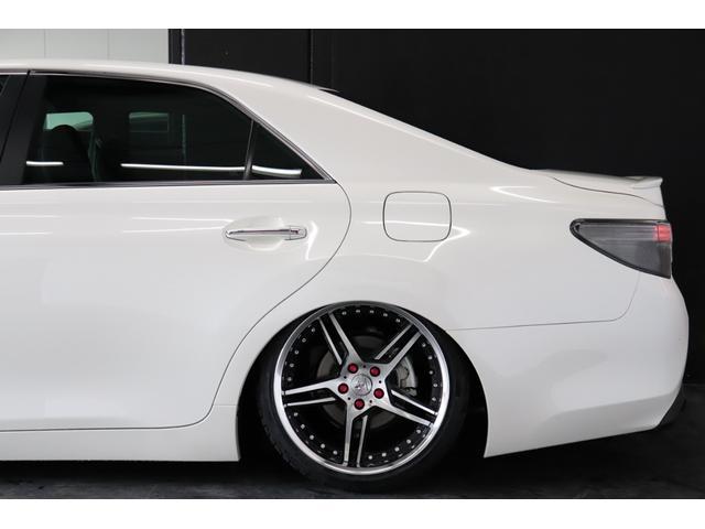 250S ファイナルエディション 新品モデリスタハーフエアロ/新品フルタップ式TEIN車高調/新品デュランダルWORK19AW/新品タイヤ/パドルシフト/クルコン/シートヒーター(12枚目)
