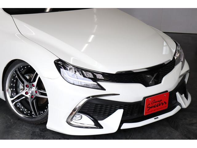 250S ファイナルエディション 新品モデリスタハーフエアロ/新品フルタップ式TEIN車高調/新品デュランダルWORK19AW/新品タイヤ/パドルシフト/クルコン/シートヒーター(14枚目)
