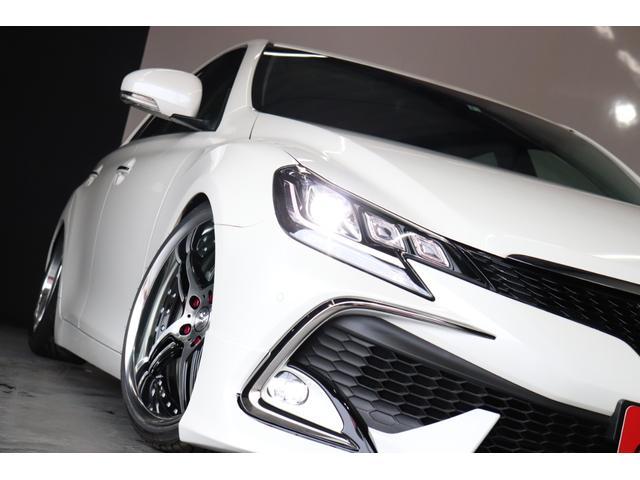 250S ファイナルエディション 新品モデリスタハーフエアロ/新品フルタップ式TEIN車高調/新品デュランダルWORK19AW/新品タイヤ/パドルシフト/クルコン/シートヒーター(15枚目)