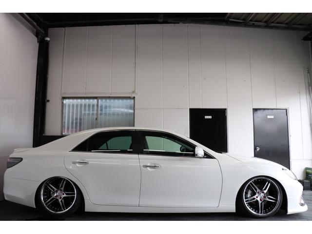 250S ファイナルエディション 新品モデリスタハーフエアロ/新品フルタップ式TEIN車高調/新品デュランダルWORK19AW/新品タイヤ/パドルシフト/クルコン/シートヒーター(16枚目)
