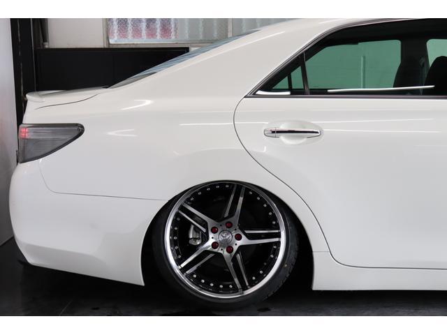 250S ファイナルエディション 新品モデリスタハーフエアロ/新品フルタップ式TEIN車高調/新品デュランダルWORK19AW/新品タイヤ/パドルシフト/クルコン/シートヒーター(17枚目)