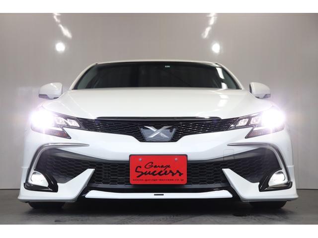 250S ファイナルエディション 新品モデリスタハーフエアロ/新品フルタップ式TEIN車高調/新品デュランダルWORK19AW/新品タイヤ/パドルシフト/クルコン/シートヒーター(21枚目)