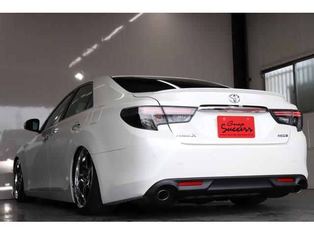 250S ファイナルエディション 新品モデリスタハーフエアロ/新品フルタップ式TEIN車高調/新品デュランダルWORK19AW/新品タイヤ/パドルシフト/クルコン/シートヒーター(25枚目)