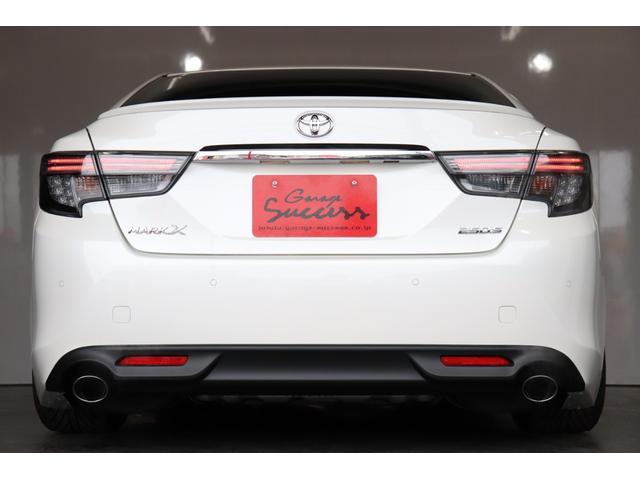 250S ファイナルエディション 新品モデリスタハーフエアロ/新品フルタップ式TEIN車高調/新品デュランダルWORK19AW/新品タイヤ/パドルシフト/クルコン/シートヒーター(27枚目)